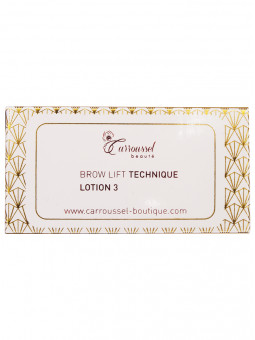 Brow Lift - Lotion 3