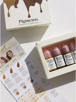 SUNSET - Kit de pigments...