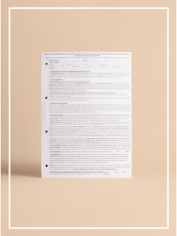 contrats autocopiants de...