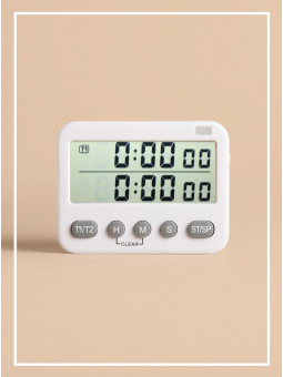 Chronomètre double timer